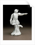 Thames waterman by Bow Porcelain Co