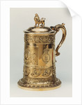 The King's Cup tankard by John Bridge 1830 by John Bridge
