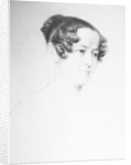 Portrait of Lady Jane Franklin (1791-1875) by unknown