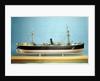 'Albatross', starboard broadside by unknown