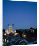 View of Royal Observatory Greenwich at night, taken from Flamsteed House by National Maritime Museum Photo Studio