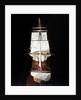 'Endeavour', bow, dead ahead by Robert A. Lightley