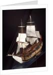 'Endeavour', port by Robert A. Lightley