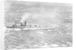 A starboard broadside aerial view of the battleship HMS 'Rodney' (1925) underway in the North Sea, off the north-east coast of Scotland by Sergeant Carter