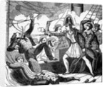 Charlotte de Berry, the female pirate by unknown