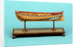 Ship's Longboat; 'Medway' by unknown