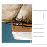 Revenue Cutter 'Hawke' - detail by unknown