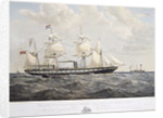 The Iron Steam Ship 'Great Britain', 3500 Tons, 500 Horse Power by Samuel Walters