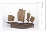 Pechili Trader; Junk; Cargo vessel by unknown