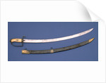 Light Cavalry-type sword by Read