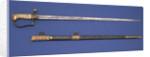 Stirrup hilted sword by J.J. Runkel