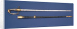 Honourable East India Company sword by William Henry Archer