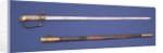 Stirrup hilted sword by Drury & Son