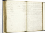 Lieutenant's logbook for HMS 'Britannia' (1762) by unknown
