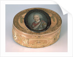 Snuff box by unknown