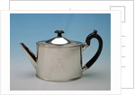 Teapot by William Plummer