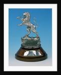 Statuette by Mappin & Webb