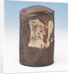 Soup can from Franklin's last expedition by Goldner