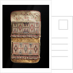 Métis culture shot pouch, 19th century by unknown