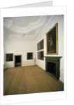 The Queen's House interior by unknown