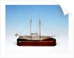 'Mavourneen', starboard broadside by Francis Meli