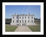 View of the Queen's House looking south, National Maritime Museum, Greenwich by National Maritime Museum Photo Studio