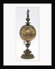 Sphere and stand by Habrecht II
