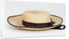 Seaman's sennit hat by Horace Slade