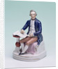 Figure of Captain James Cook (1728-1779) by unknown