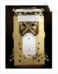 Marine timekeeper H2, front by John Harrison