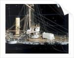 HMS 'Leviathan', detail by John Brown & Co. Ltd