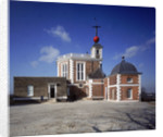 Flamsteed House, Royal Observatory, Greenwich by National Maritime Museum Photo Studio