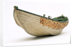 Full hull model, Greathead lifeboat by Henry Greathead