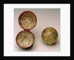 Sphere and case by George Adams