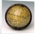 Sphere in meridian ring by John Cary