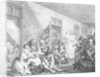 Longitude Lunatics' from 'The Rake's Progress by William Hogarth
