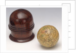 Sphere and case by Newton & Co.