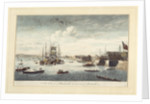A view of Blackwall looking towards Greenwich by John Boydell