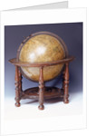 Sphere and stand by Robert Morden
