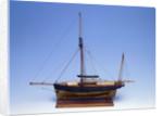 'Entrepenante', port broadside by William Rodney Stone