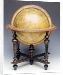 Sphere and stand by Charles-Francois Delamarche