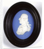 Portrait medallion of Sir William Hamilton (1730-1803) by Josiah Wedgwood & Sons Ltd.
