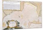 Chart of Cadiz by Joseph Smith Speer