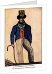 A petty officer aboard HMS 'Gloucester' by Edward Mangin