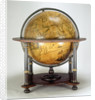 Sphere and stand by Vincenzo Coronelli