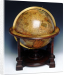 Sphere and stand by Gerard Mercator