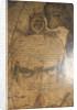 Tycho Brahe and cartouche by Willem Jansz Blaeu