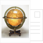 Sphere and stand by Philippe Vandermaelen