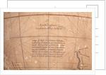 Imprint in Pacific Ocean by Willem Jansz Blaeu