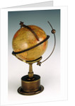 Sphere and stand by S. Smith & Son